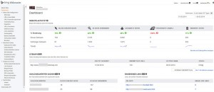 Bing Academy - Dashboard Kunde